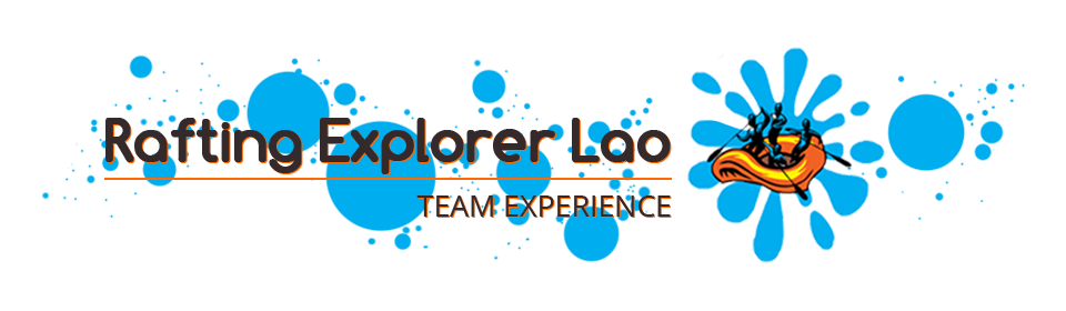 rafting explorel lao team experience logo header