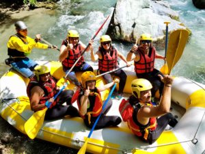 Offerte Rafting in Calabria