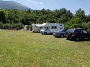 Area Camping Rafting Scalea