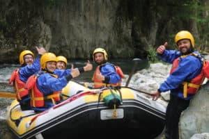 Rafting Fiume Lao