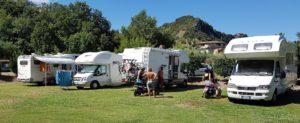 Sosta Camper Rafting Calabria
