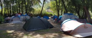 Aria Camping Rafting Calabria