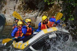 Rafting Scalea