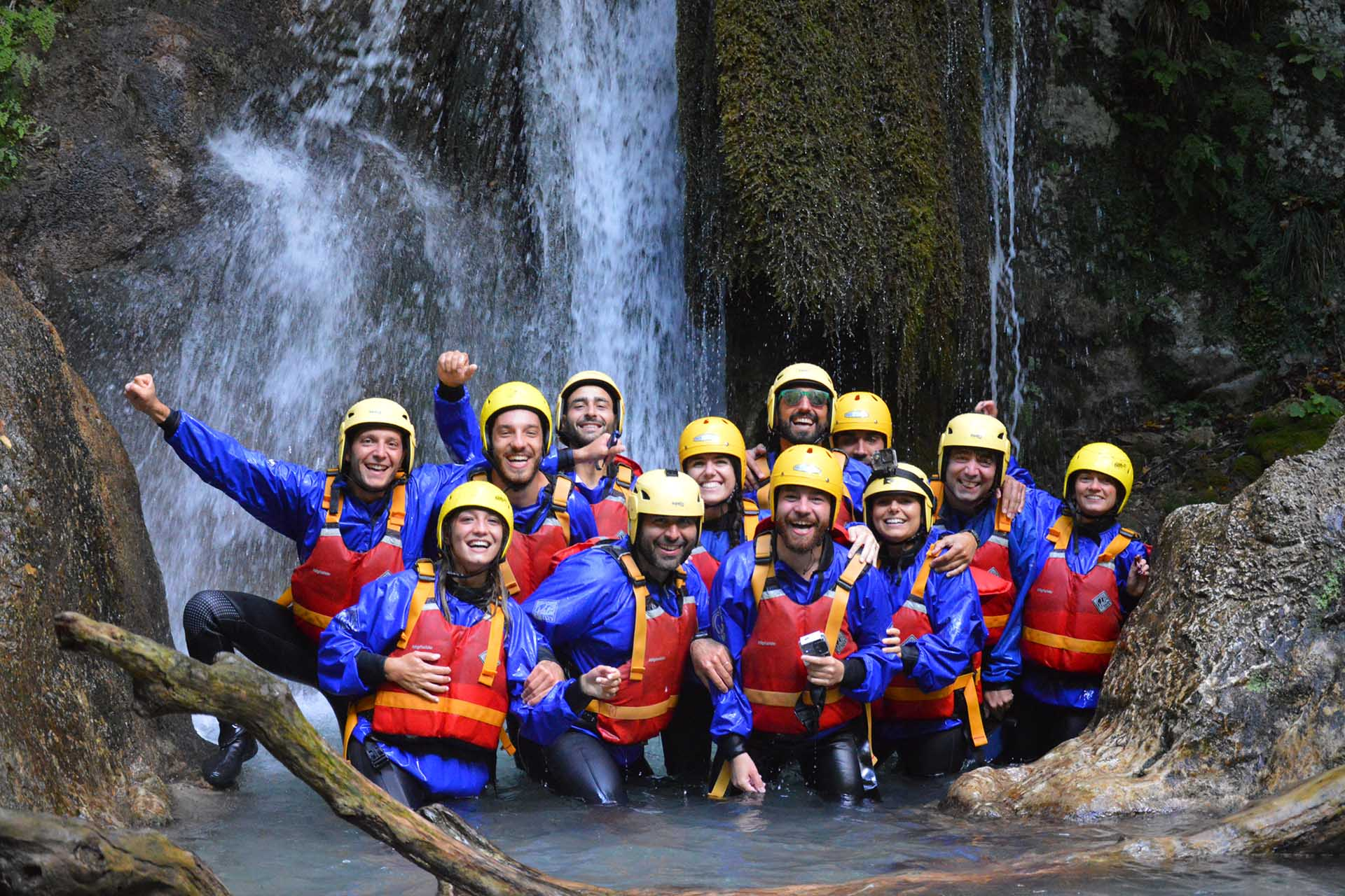Cascata Rafting Papasidero