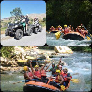 Rafting fiume lao calabria
