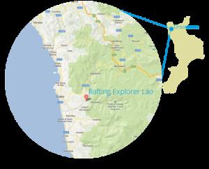 mappa-rafting-fiume-lao