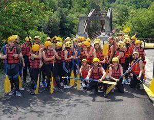 Offerta Rafting Fiume Lao