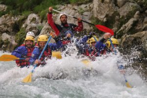 Rafting in Calabria Fiume Lao