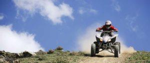 Escursione Quad in Calabria