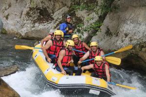 rafting explorer calabria fiume lao
